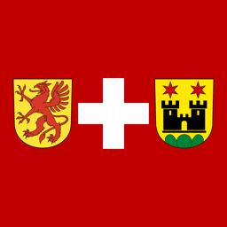 Heimatkunde Schweizer Gemeinden Icon