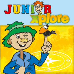JUNIOR-Xplore Bauerninsel Icon