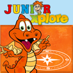 JUNIOR-Xplore Feuerinsel icon