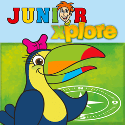 JUNIOR-Xplore Regenwaldinsel Icon