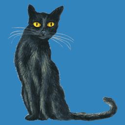 Katze mit tz Icon