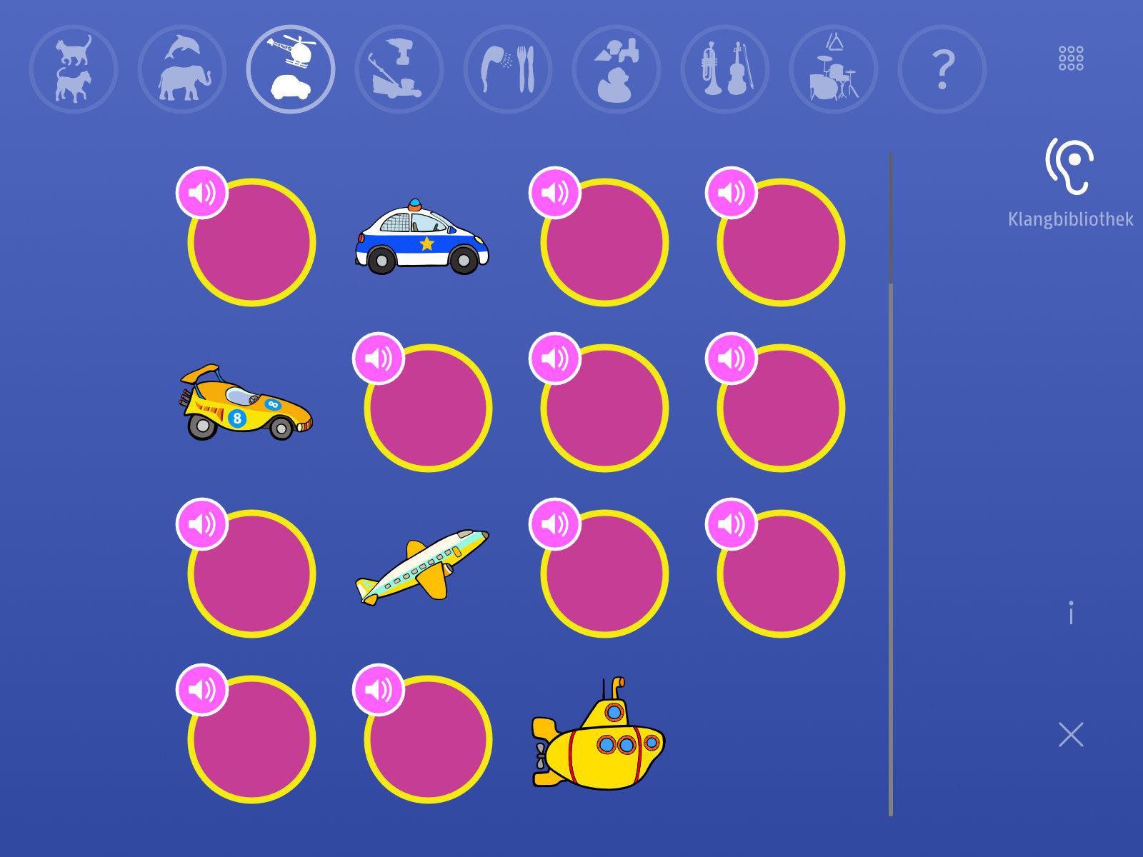 Klangrad MINI Screenshot 5