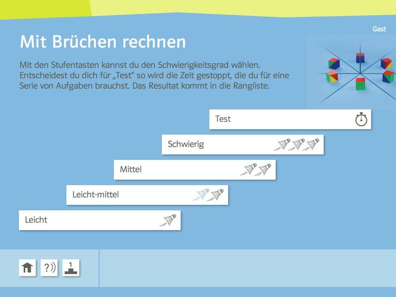 Rechentraining und Kopfgeometrie 6 Background 3